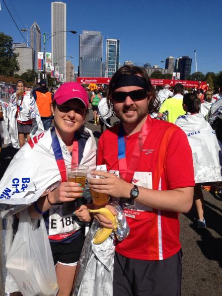 Finished!! Beer time!