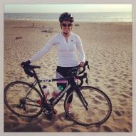 Limantour Beach, half-way point