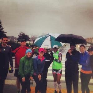 I <3 rainy runs