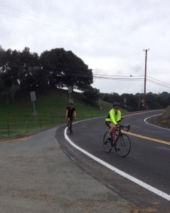 Cycling in the East Bay with Team in Training