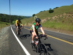 Biking the 3 Bears / Pig Farm ride in the East Bay