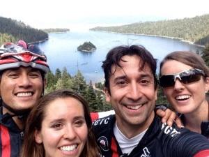 Emerald Bay Selfie