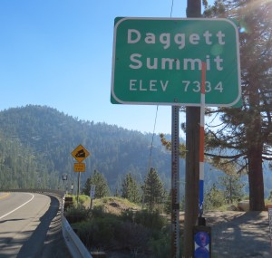 Daggett Sign