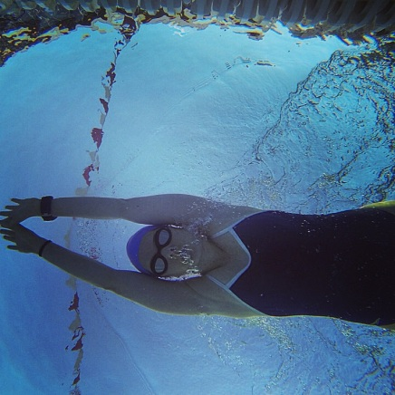 Friday morning swim