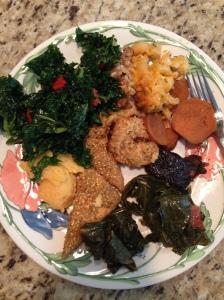 Detroit Vegan Soul, comfort food with a healthy twist!