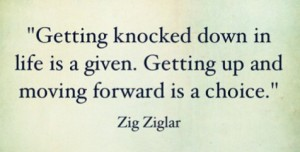 Get Knocked Down