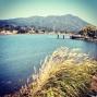 Running in Tiburon. Sunny and amazing morning.