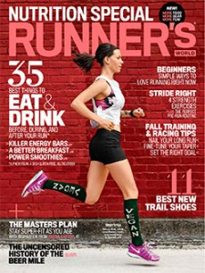 Runner's World October 2014
