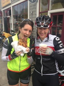 Mile 25 pastries. Delish!