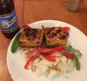 Tofu!! Thanks Lorenzo!