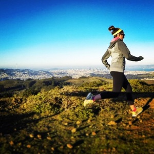 Happy New Year from the San Bruno Mountains!