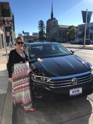New car! 2019 VW Jetta