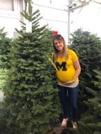 Xmas tree shopping